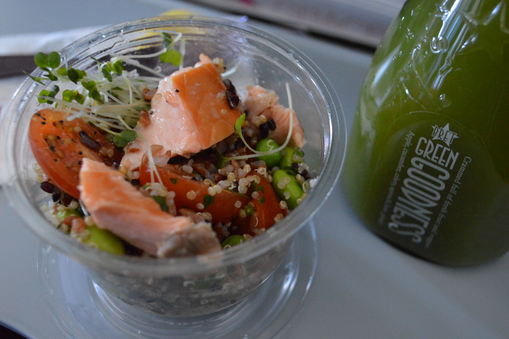 Pret A Manger Green Goodness