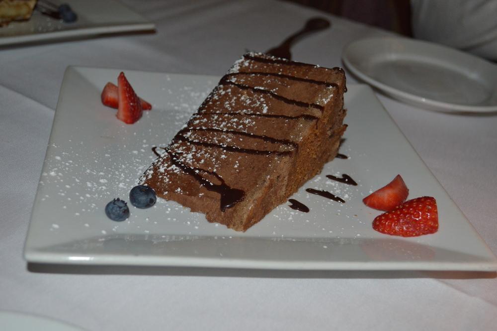 Toscana - Chocolate Mouse Cake