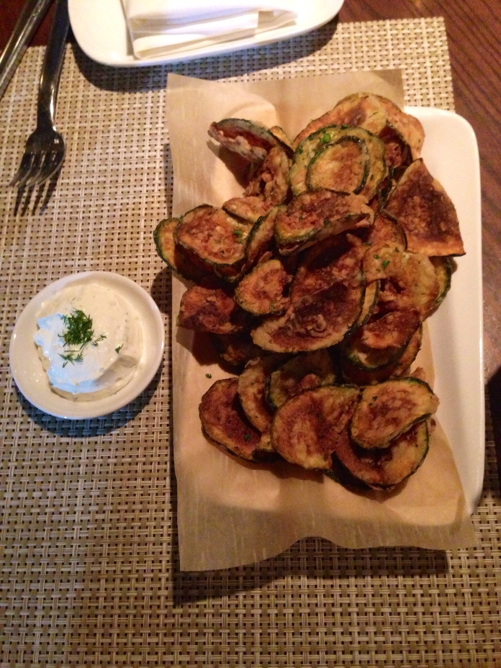 Ilios Noches - Zuchinni + Eggplants Chips