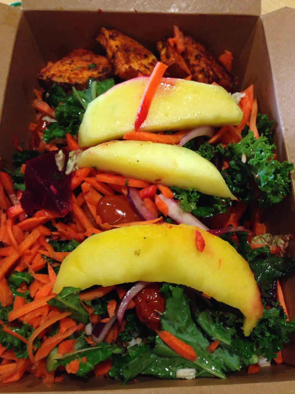 Whole Foods - Kale Super Food Salad
