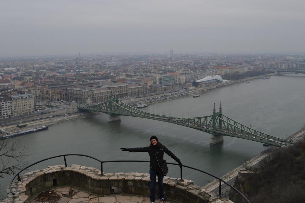 Budapest - Citadella - Lauren Schwaiger