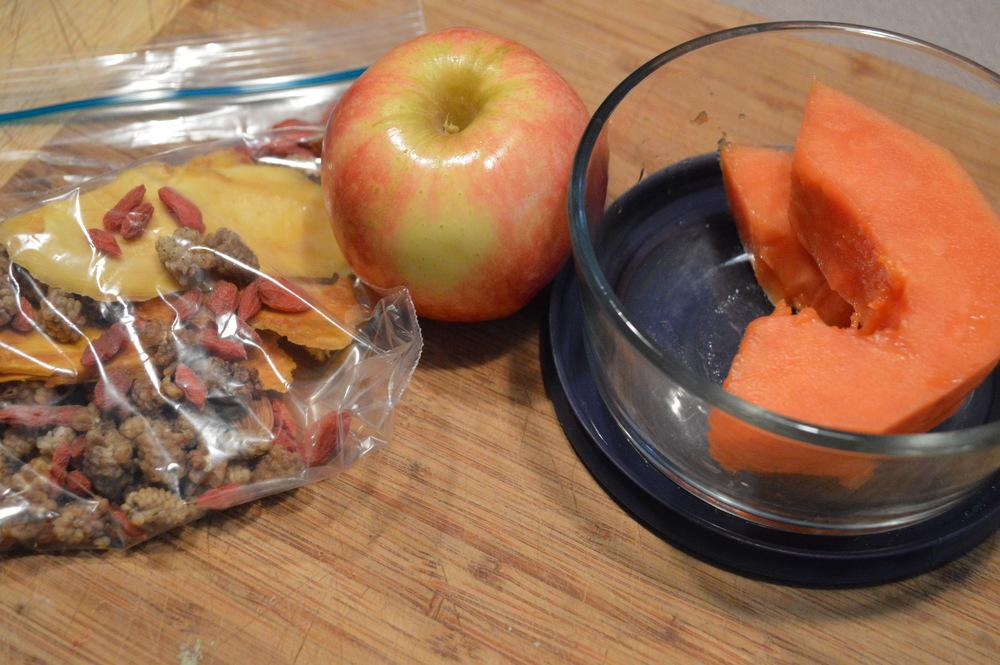 Fresh & Dried Fruits
