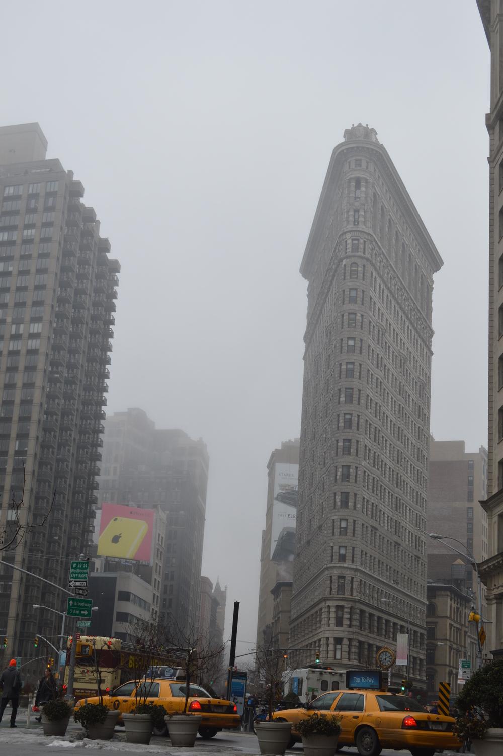 Flat Iron - NYC