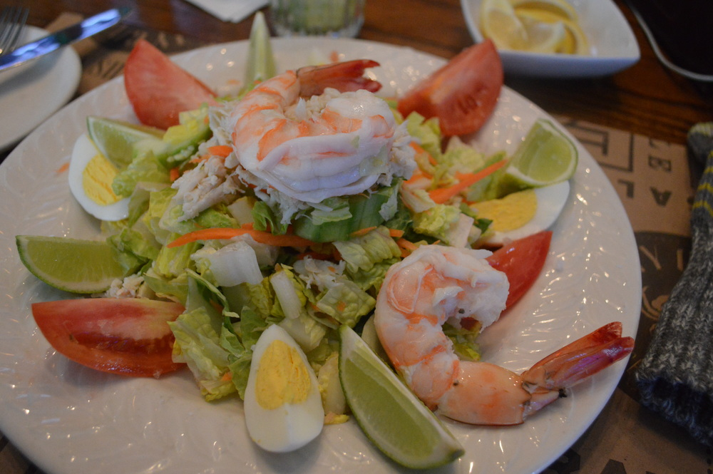 City Crab & Seafood - NYC - Louie