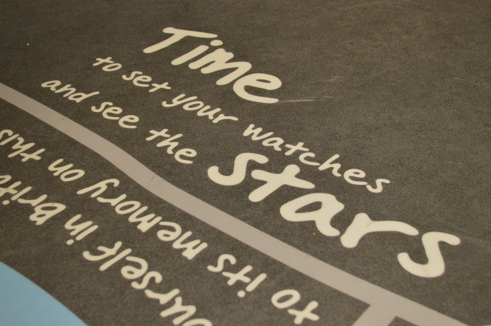 The Shard - Quotes on The Floor