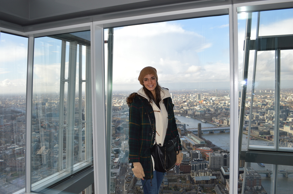 Lauren Schwaiger - The View From The Shard