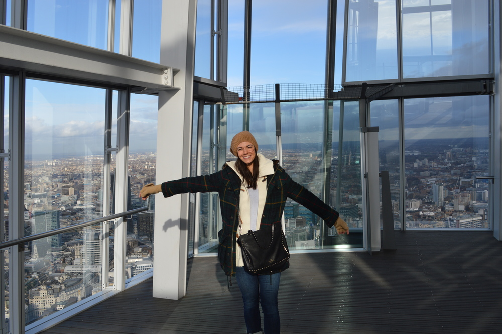 Lauren Schwaiger - The Shard