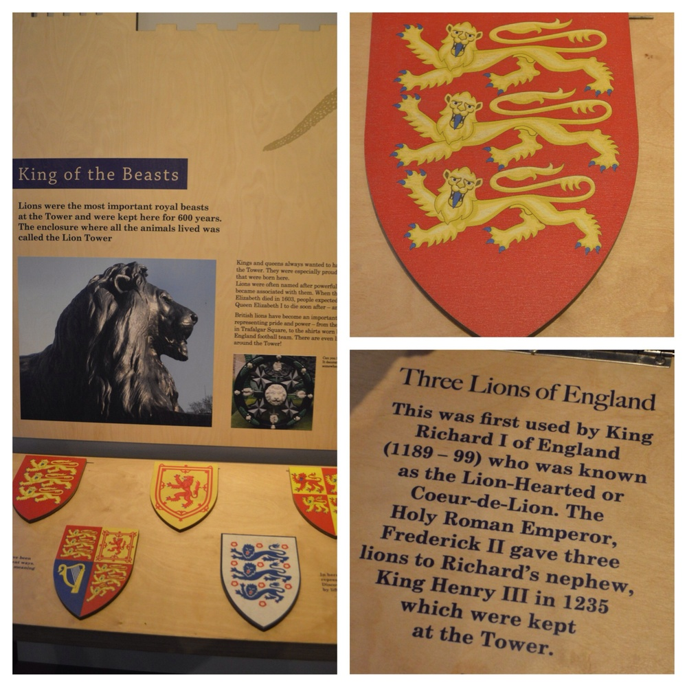 Tower of London - The Royal Beasts