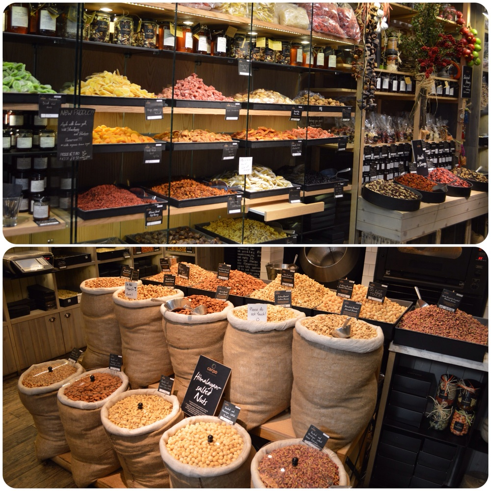 Carpo London - Nuts & Dried Fruits