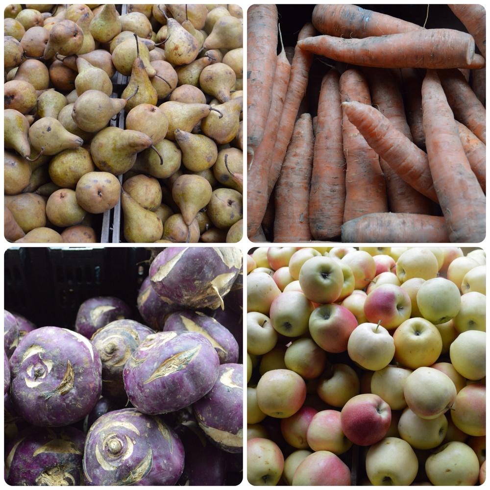 Union Square Farmer Market - NYC
