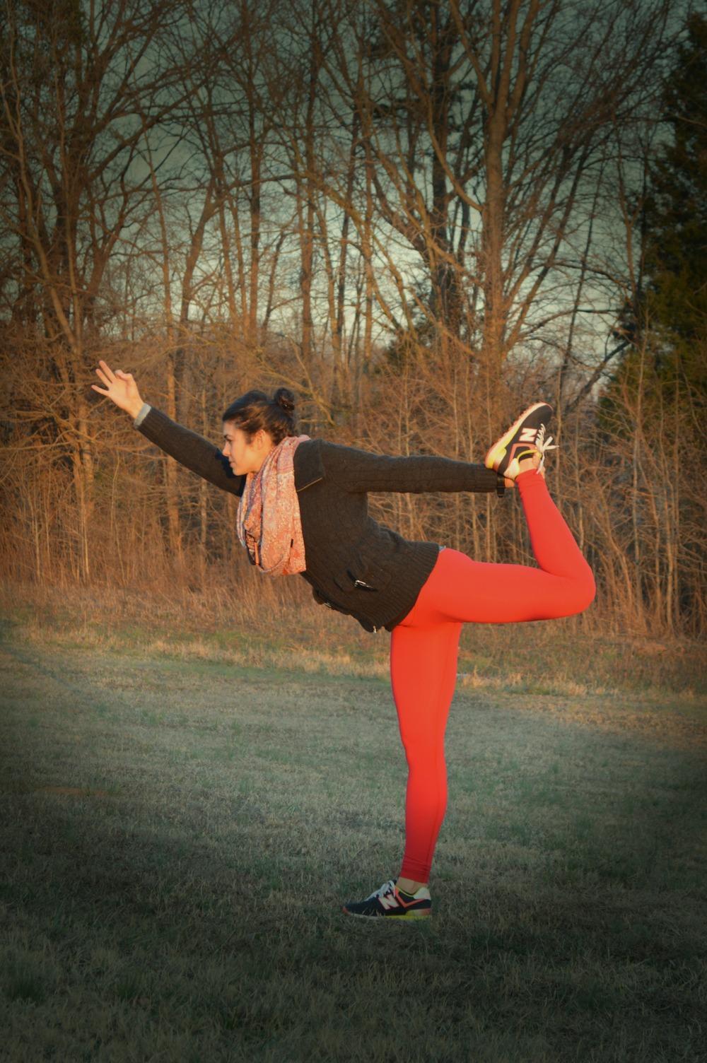 Dancer Pose - Lauren Schwaiger