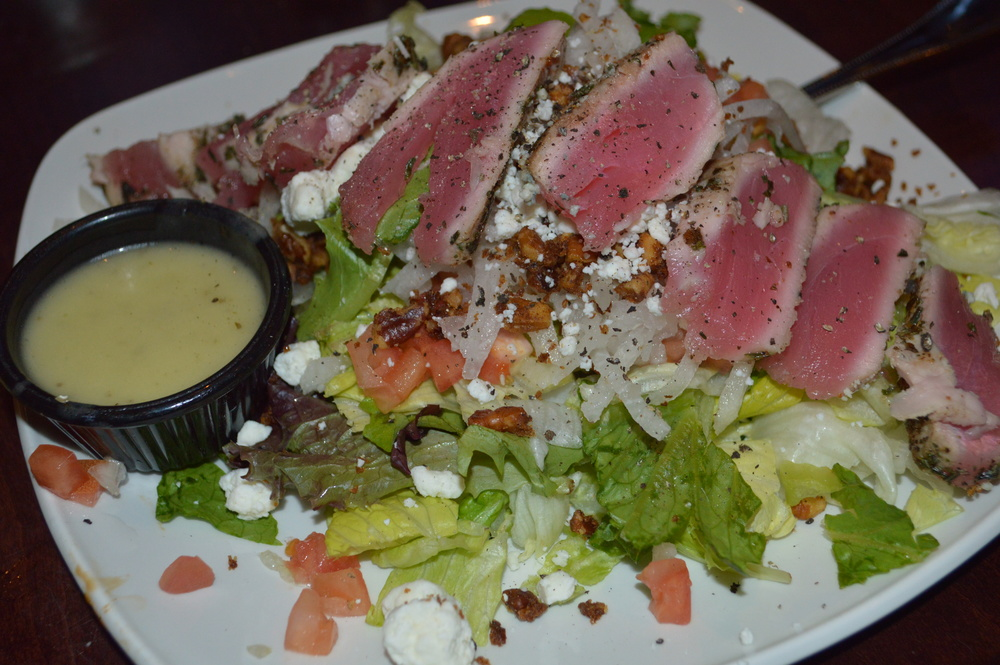 Firebirds - Seared Tuna Salad
