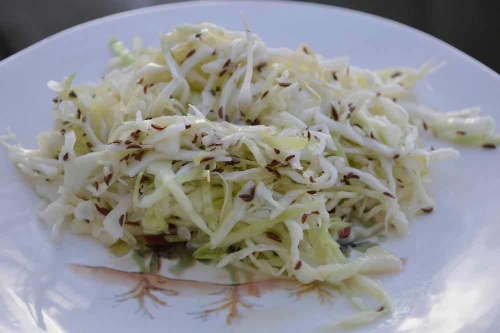 kraut salat