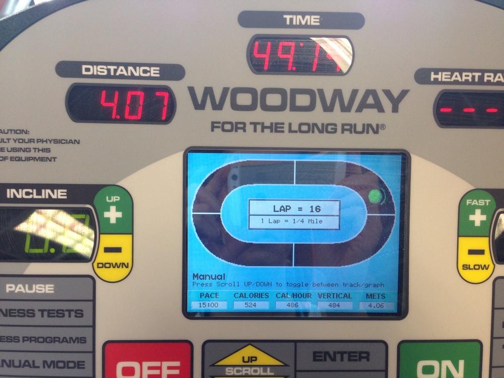 HIIT Treadmill Workout - LS