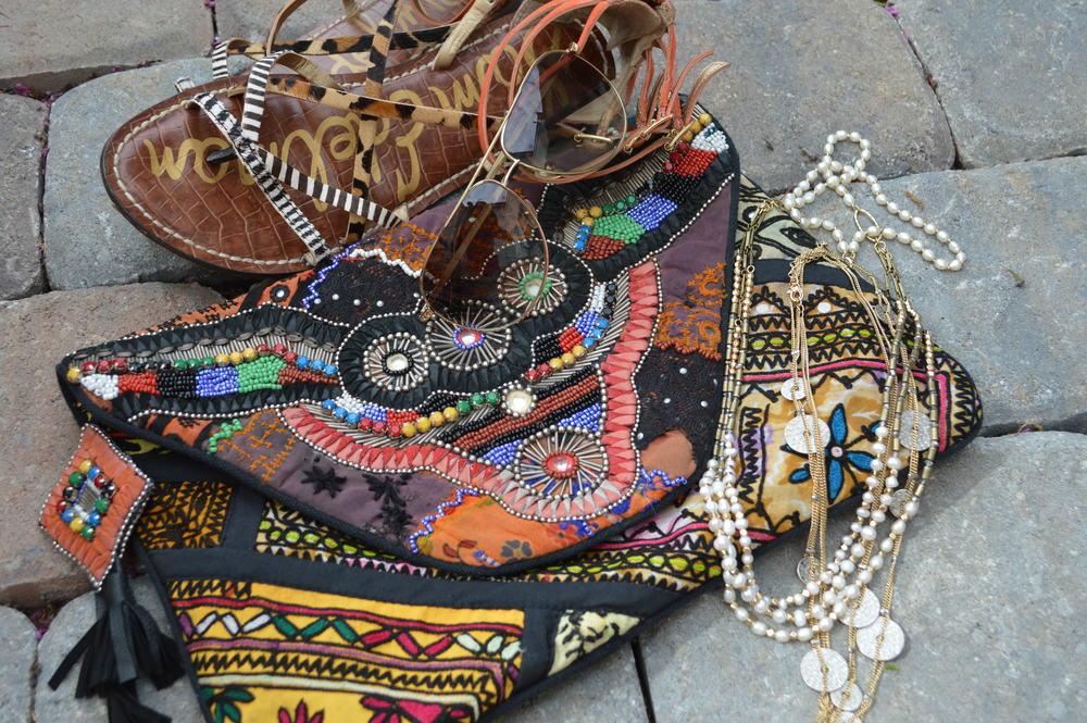 accessories - antik batik cluth
