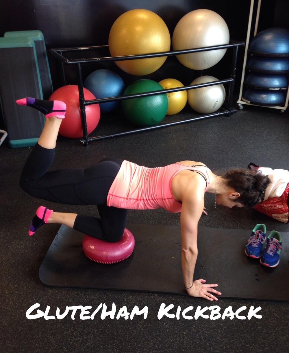Glute/Ham Kickback