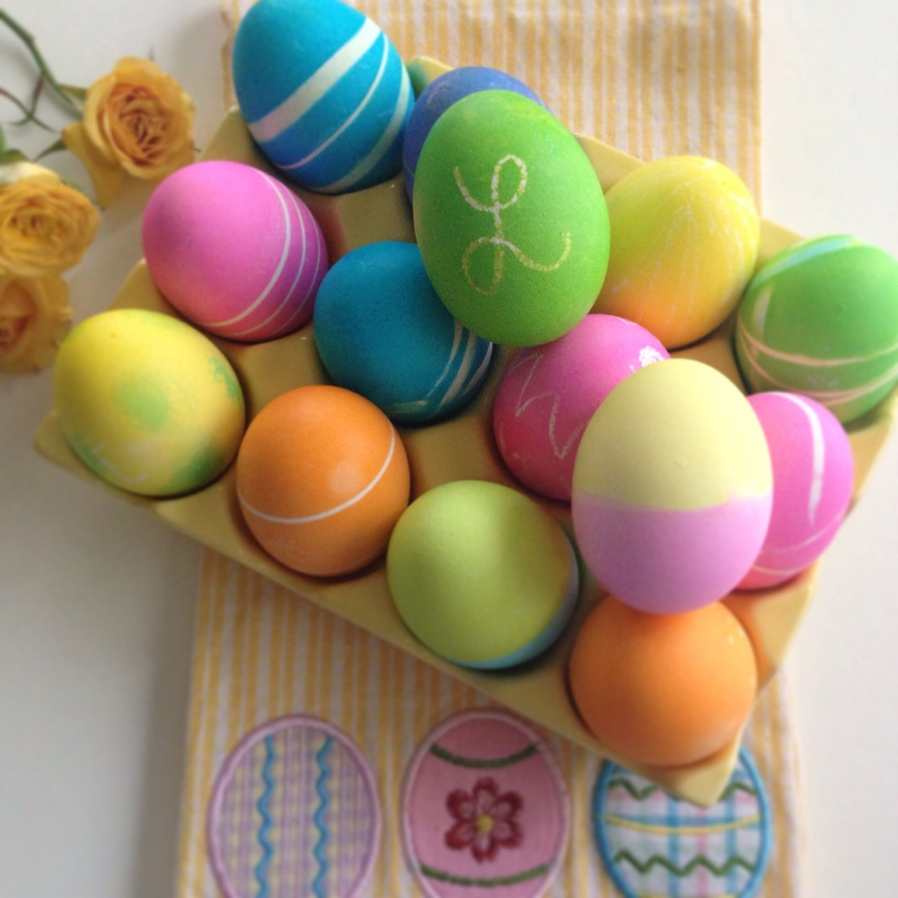 Easter Eggs - LS