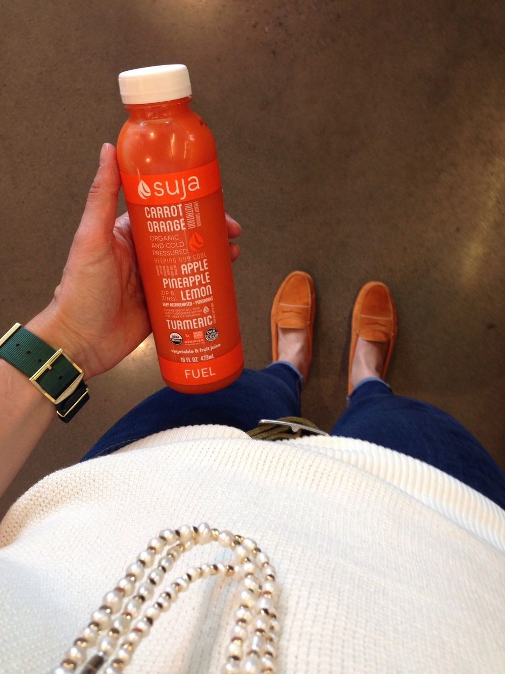 Suja Carrot Juice