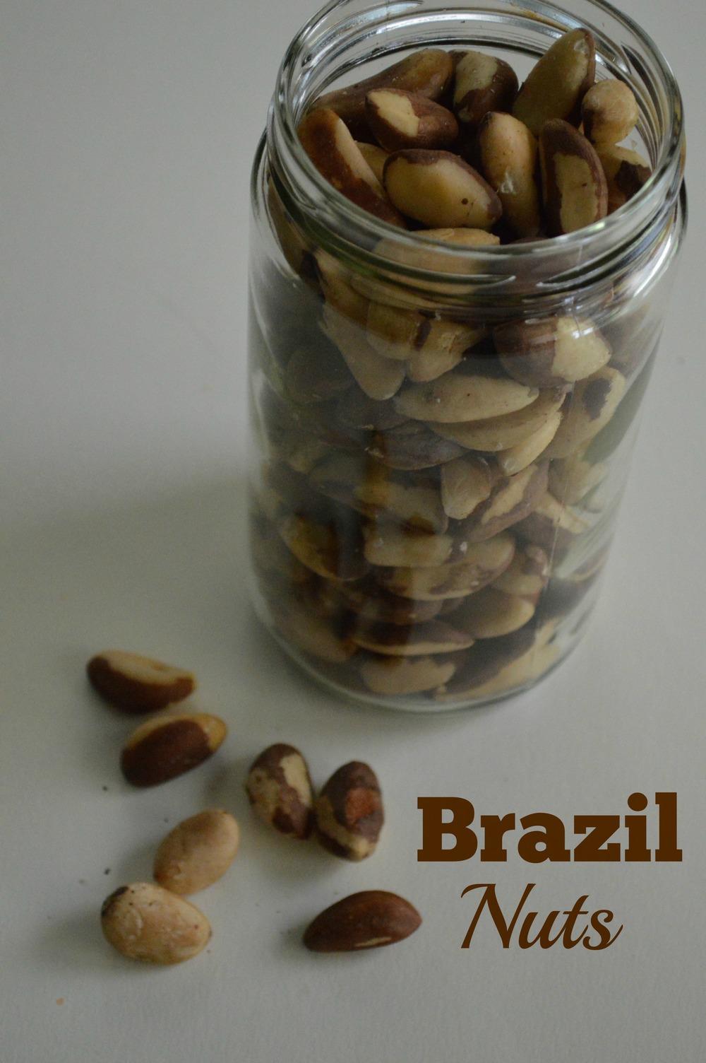 Brazil Nuts - Raw Brazil Nuts