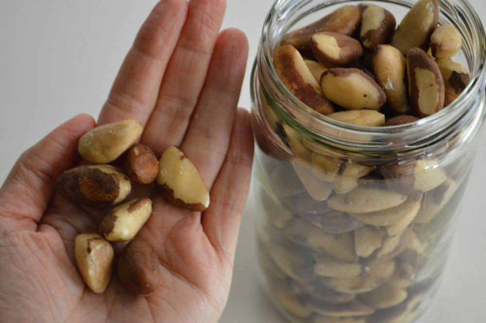 Brazil Nuts - Health Benefits