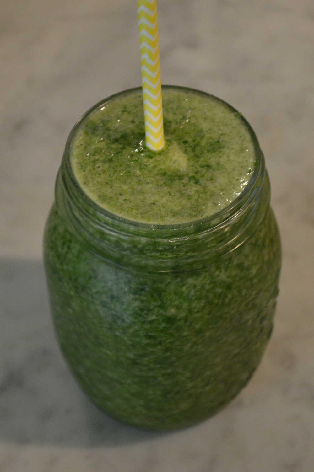 cleansing green smoothie