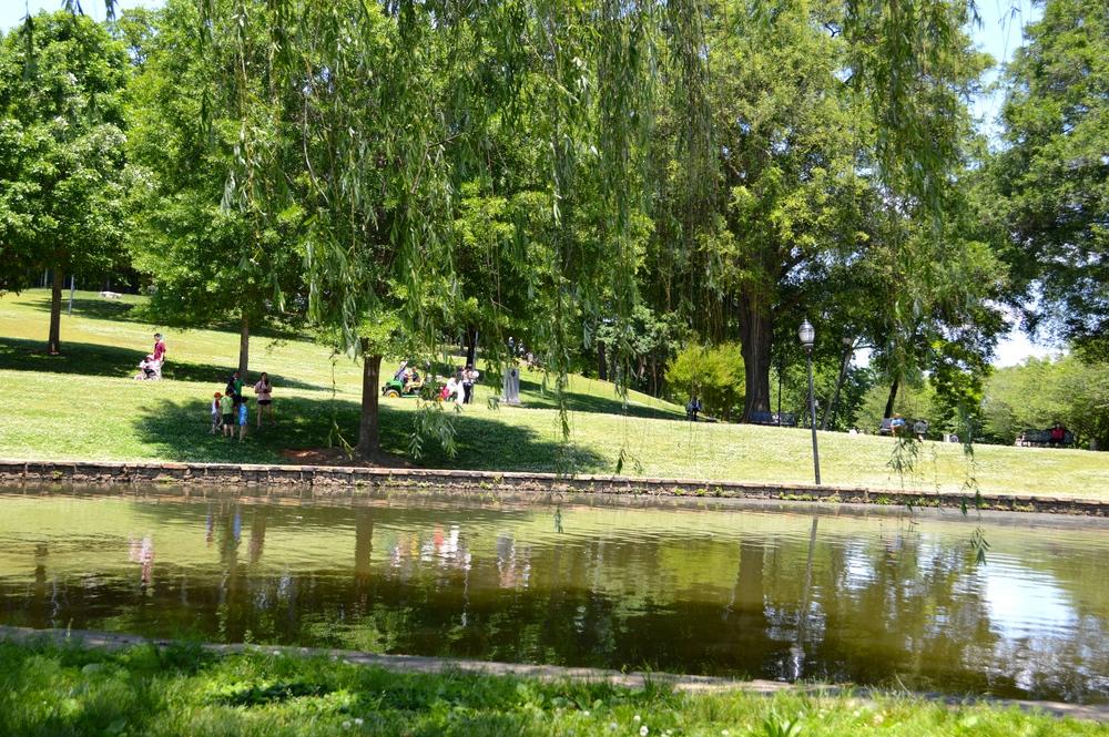 Freedom Park, NC, CLT