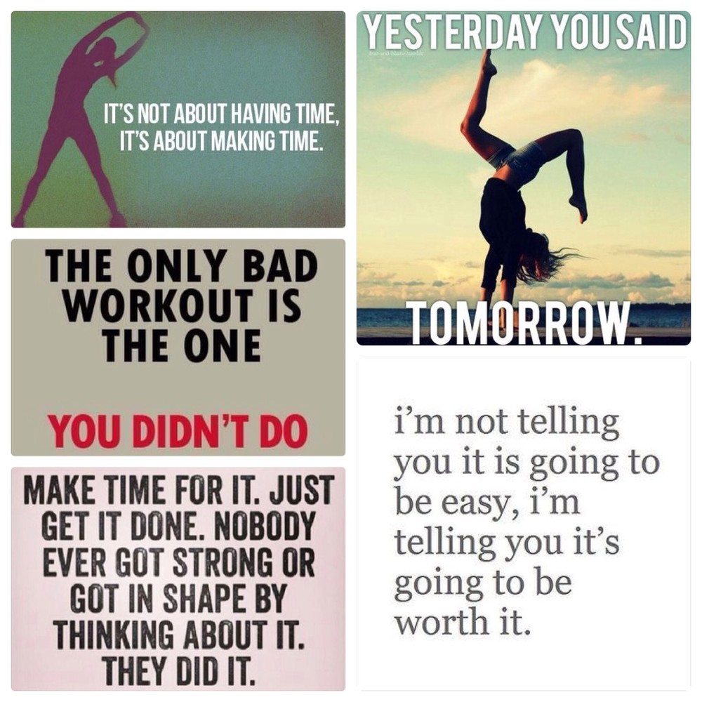 Motivational Fitness Quotes - LaurenSchwaiger.com