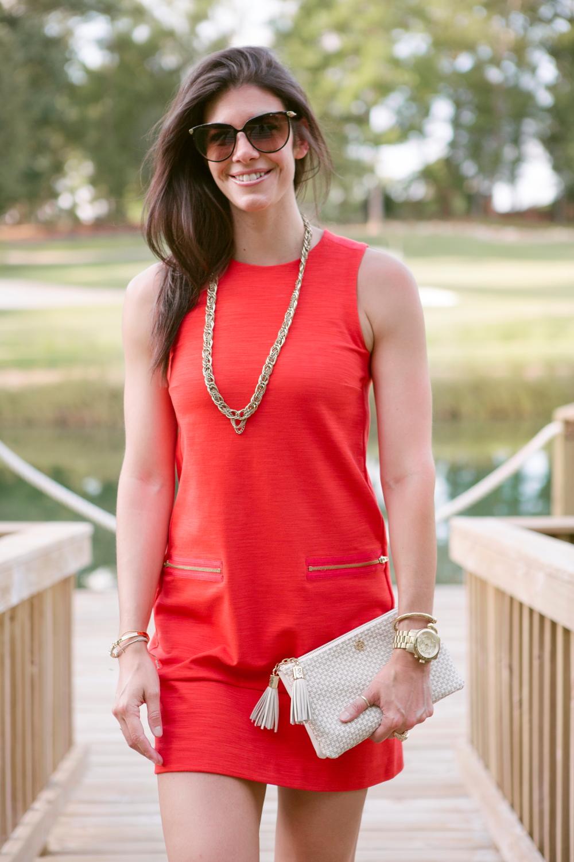 Madewell Shiftdress - Lauren Schwaiger - Style