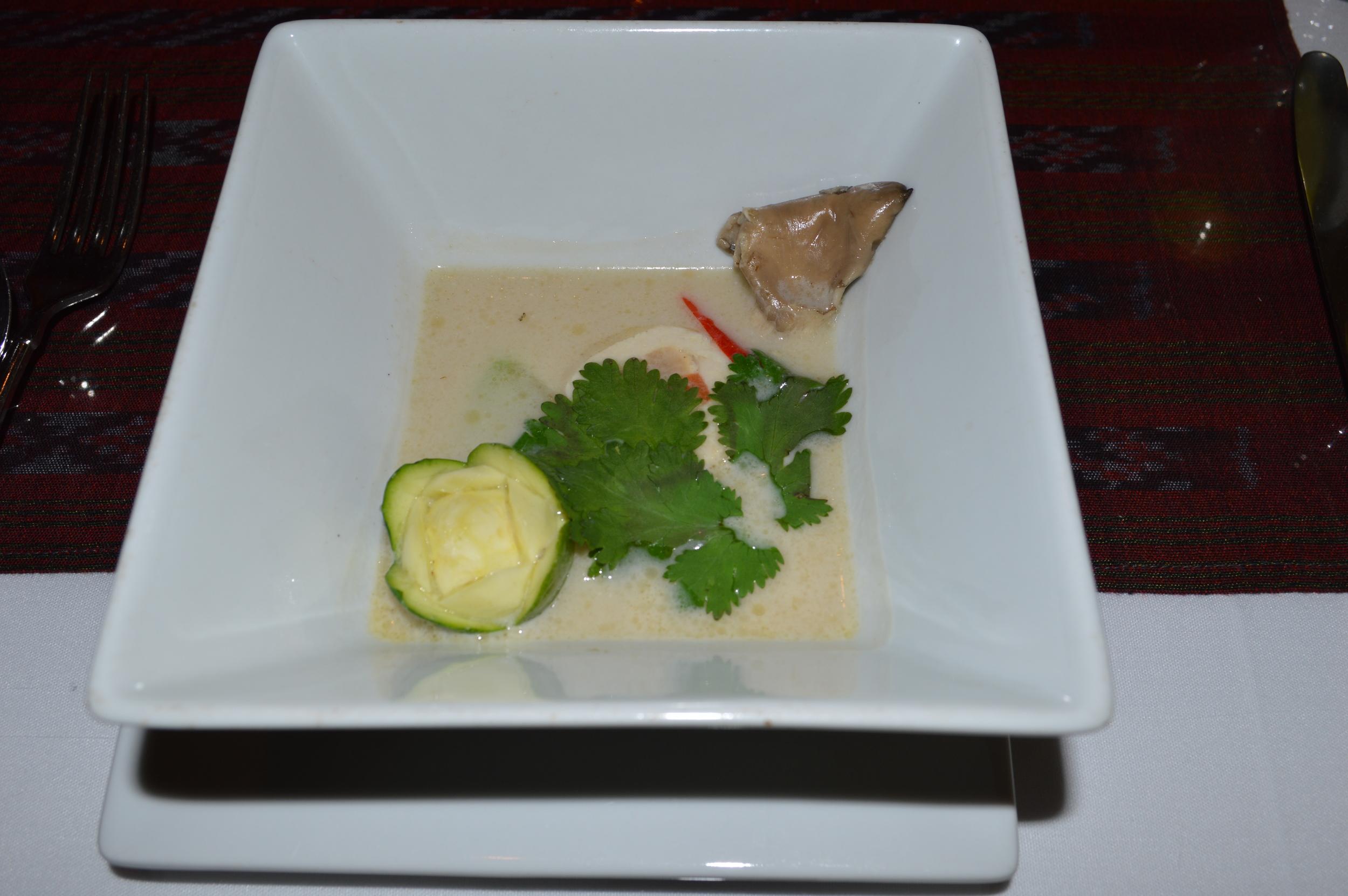 Aruns Thai Cocnut Soup