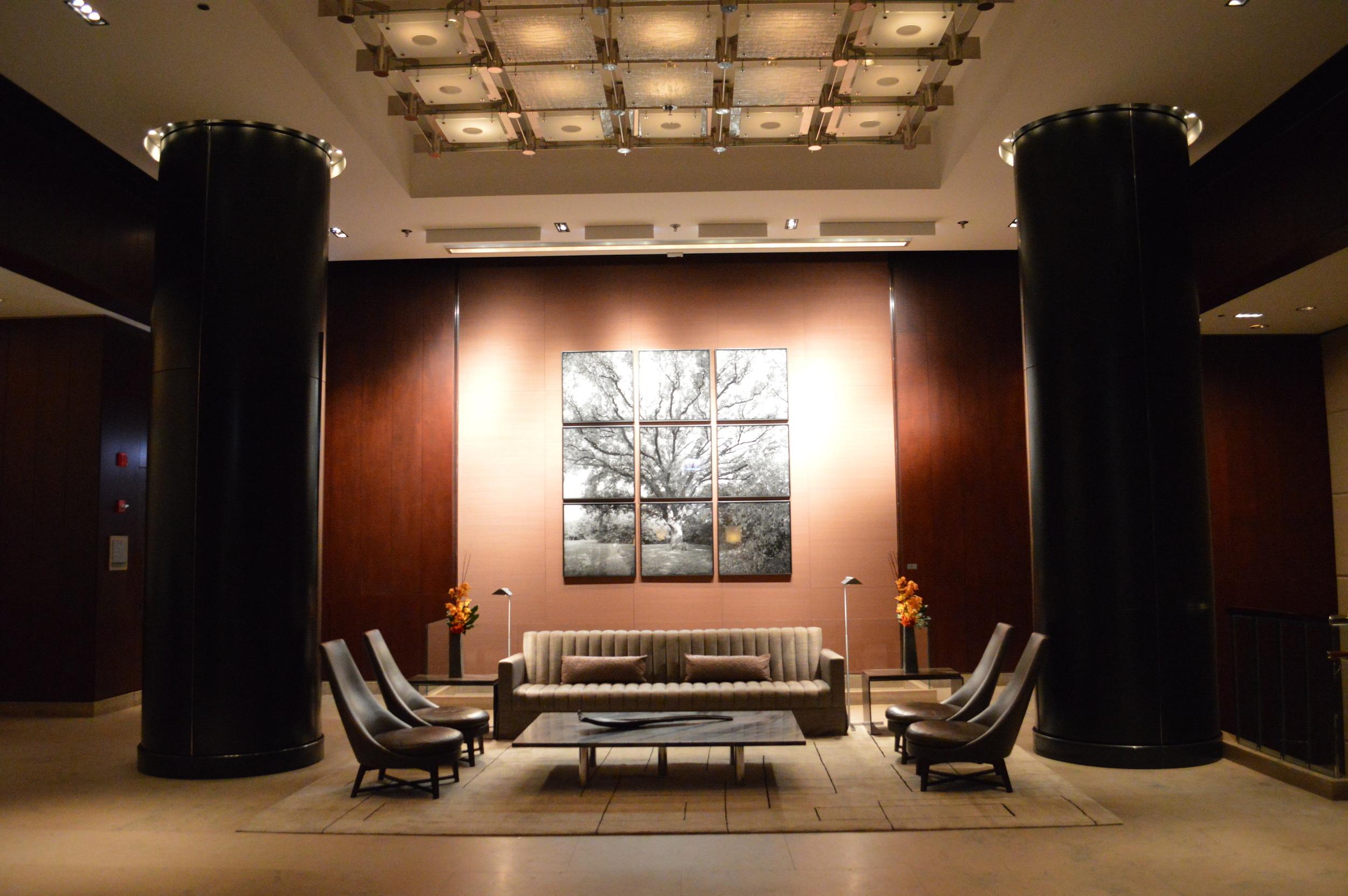 Park Hyatt Hotel Lobby