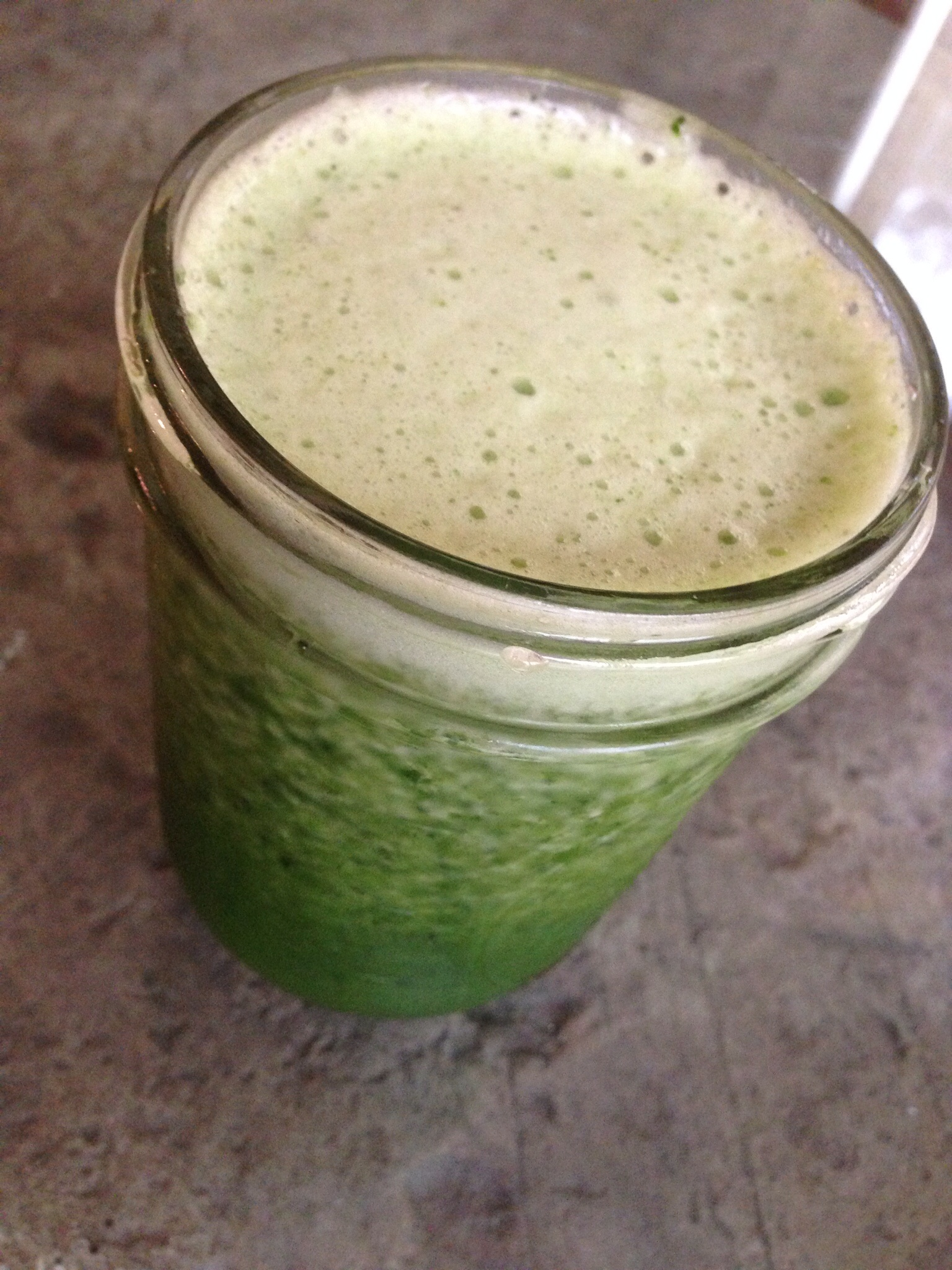 LS Green Smoothie