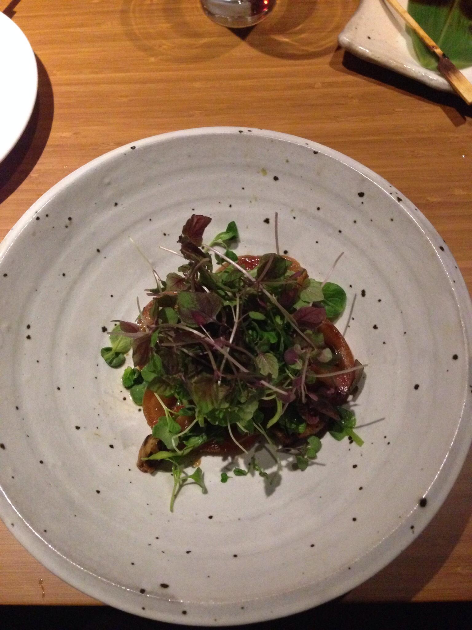 Baku Roasted Eggplant Salad