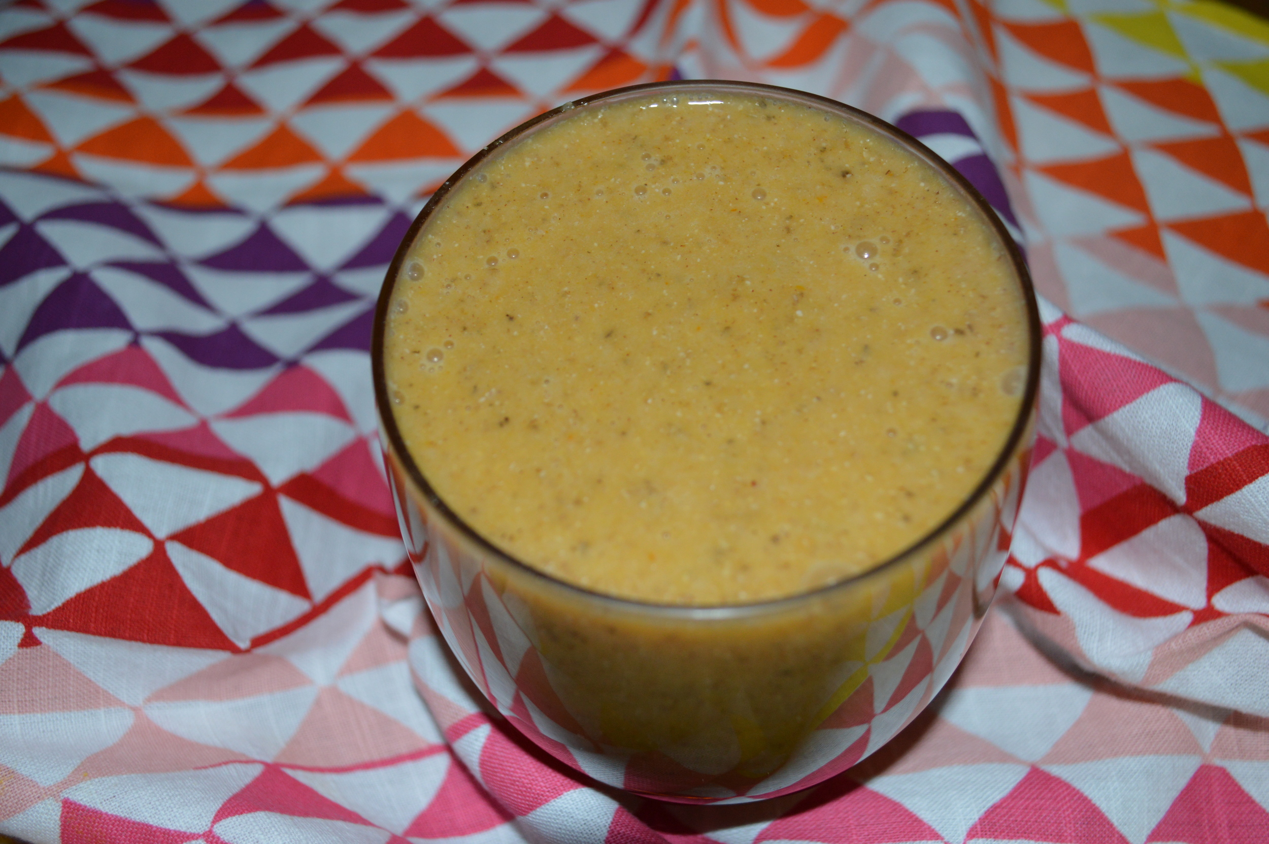 Apple & Pumkin Smoothie