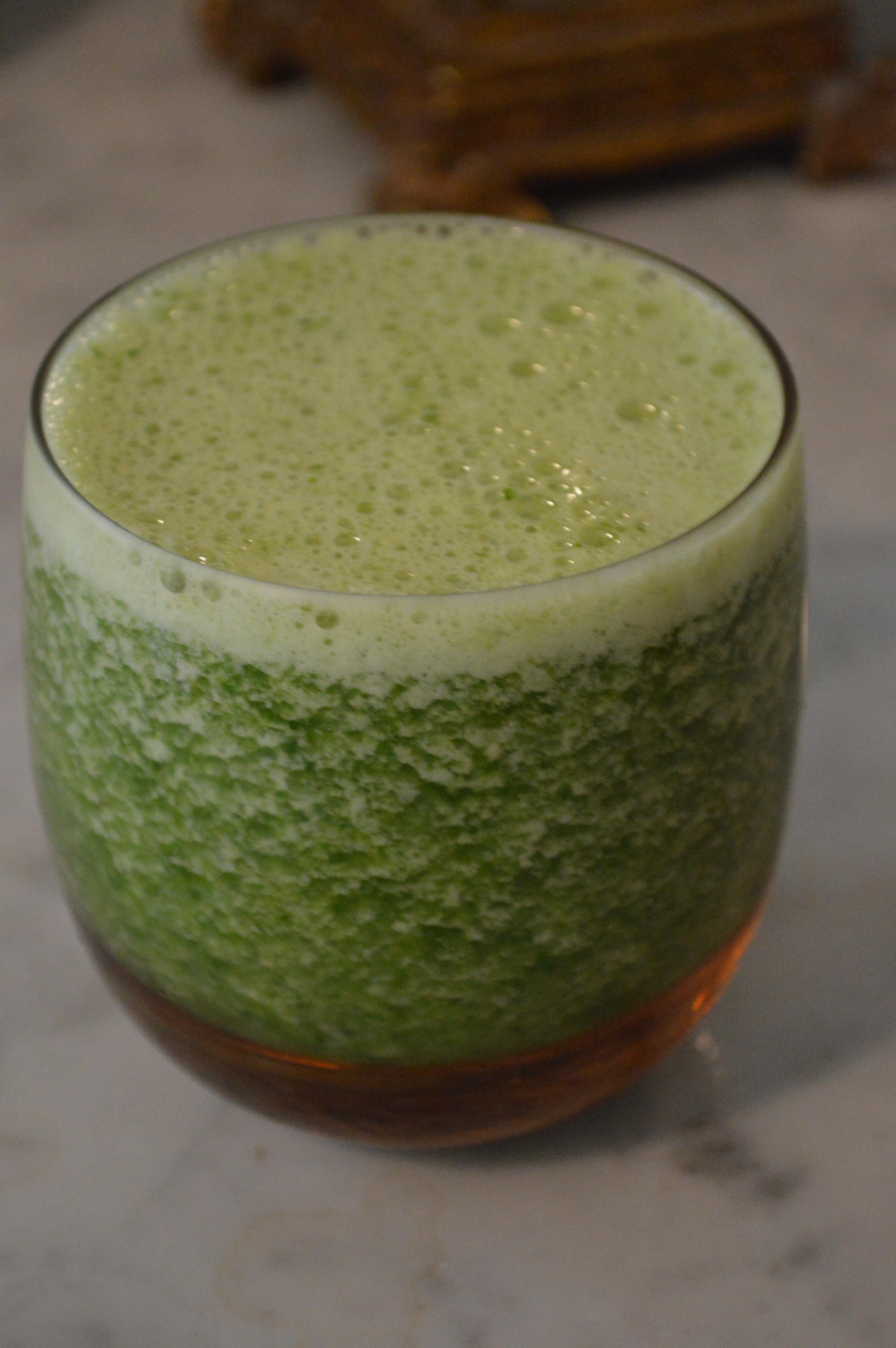 Cucumber Green Smoothie