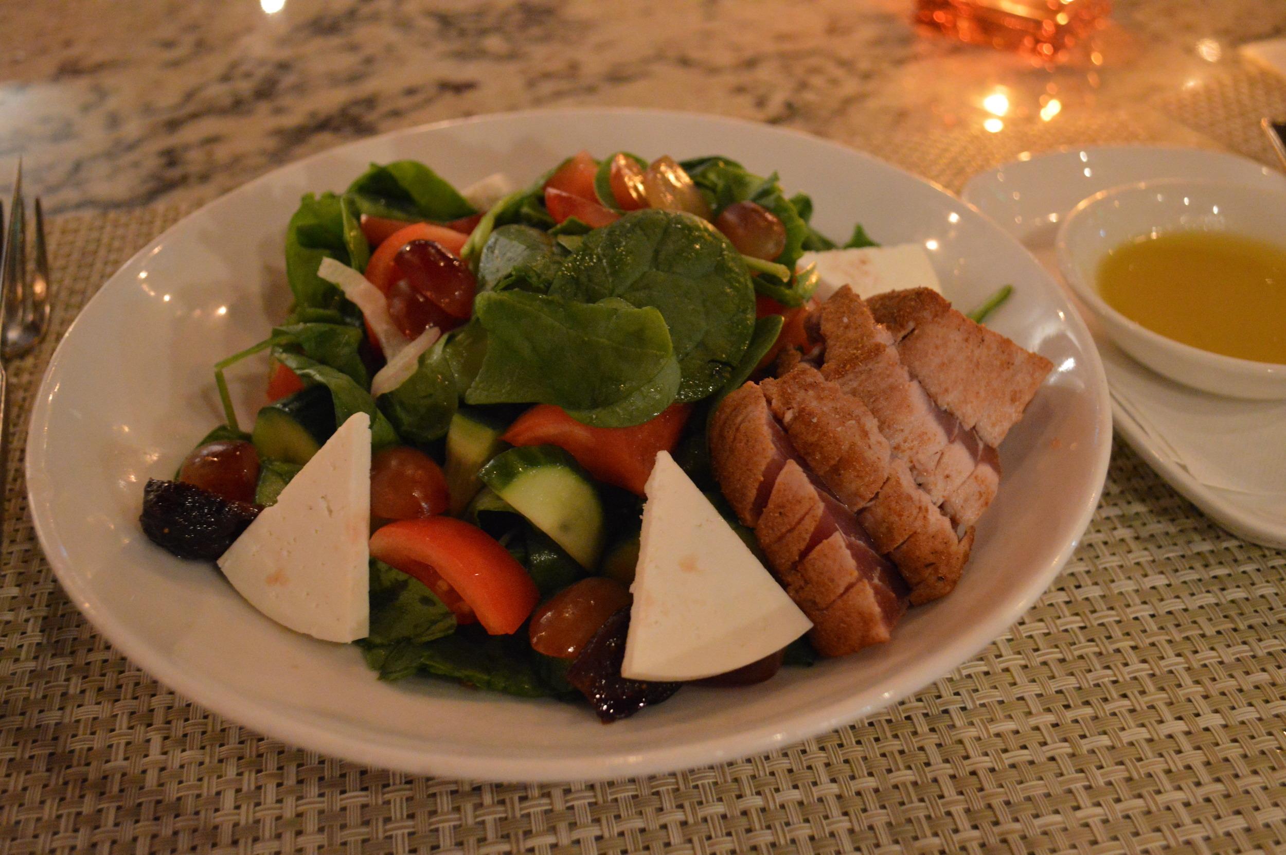 Grape & Fennel Salad