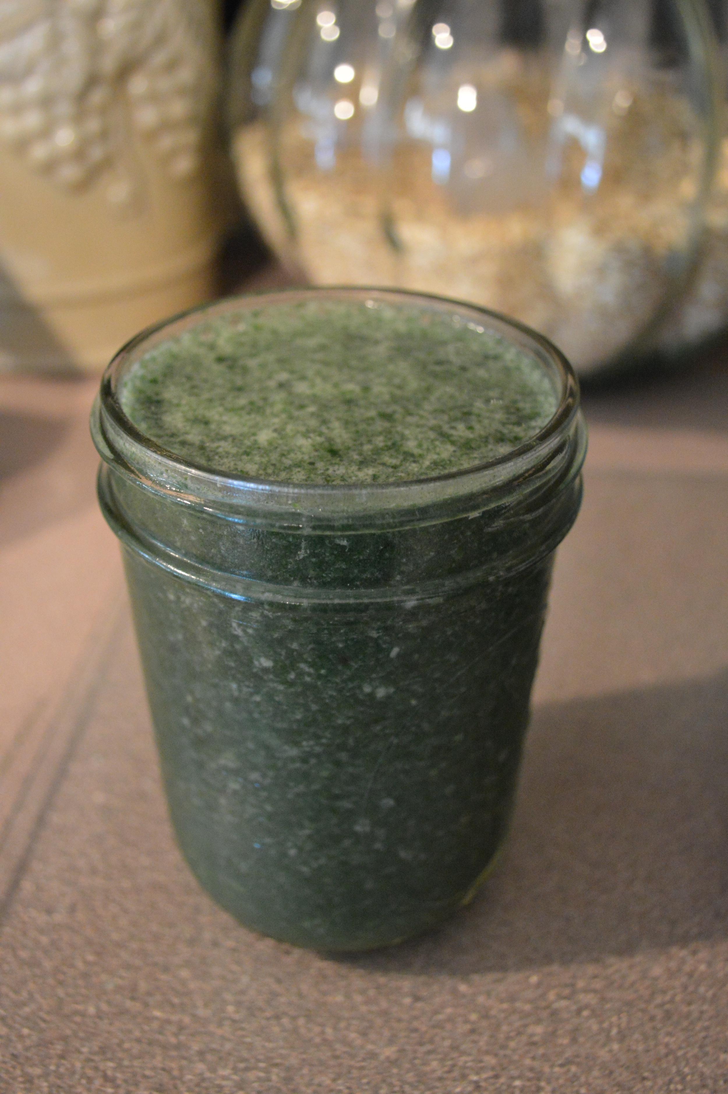 Dark Green Smoothie