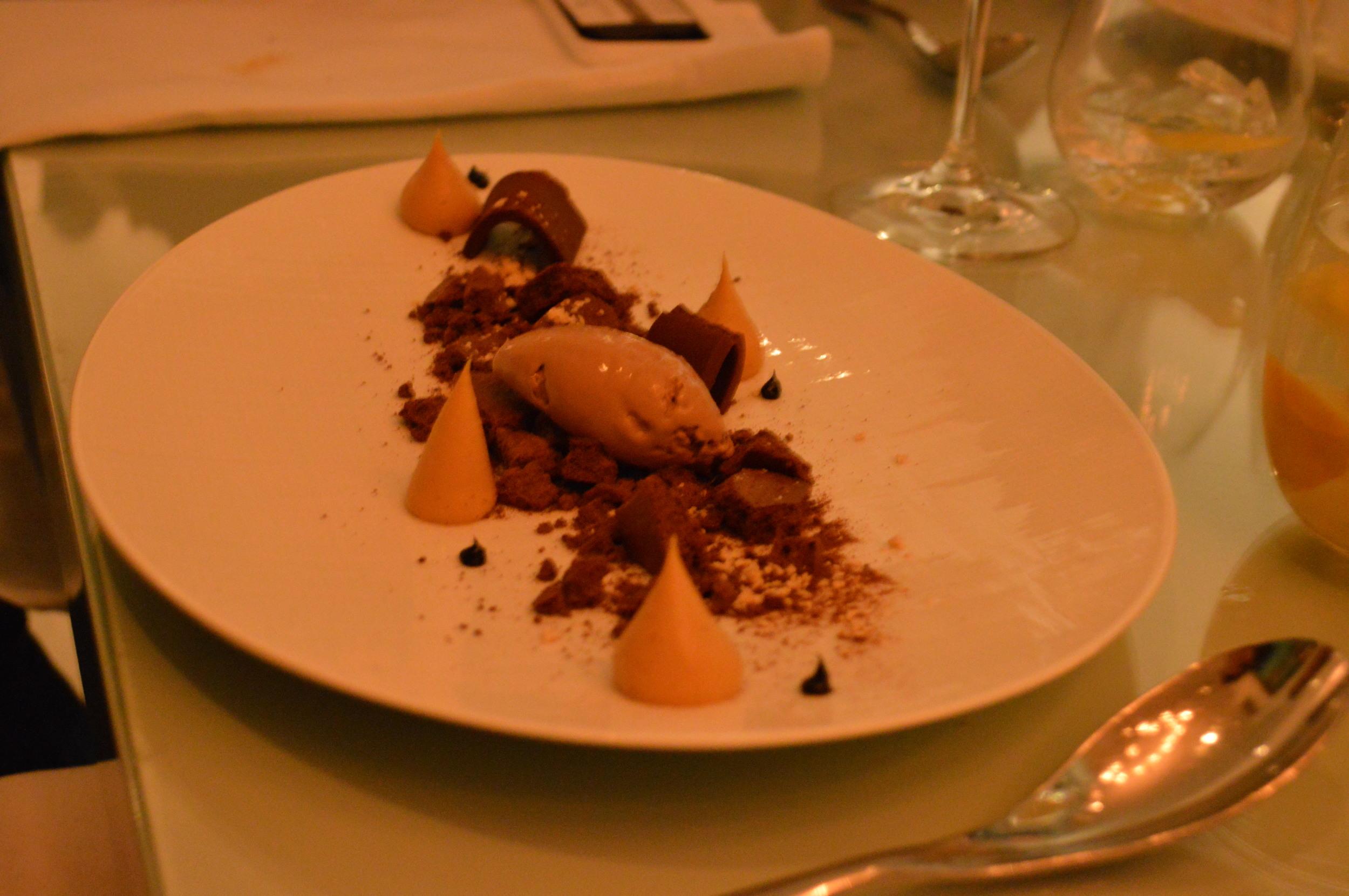 Spoon Dessert