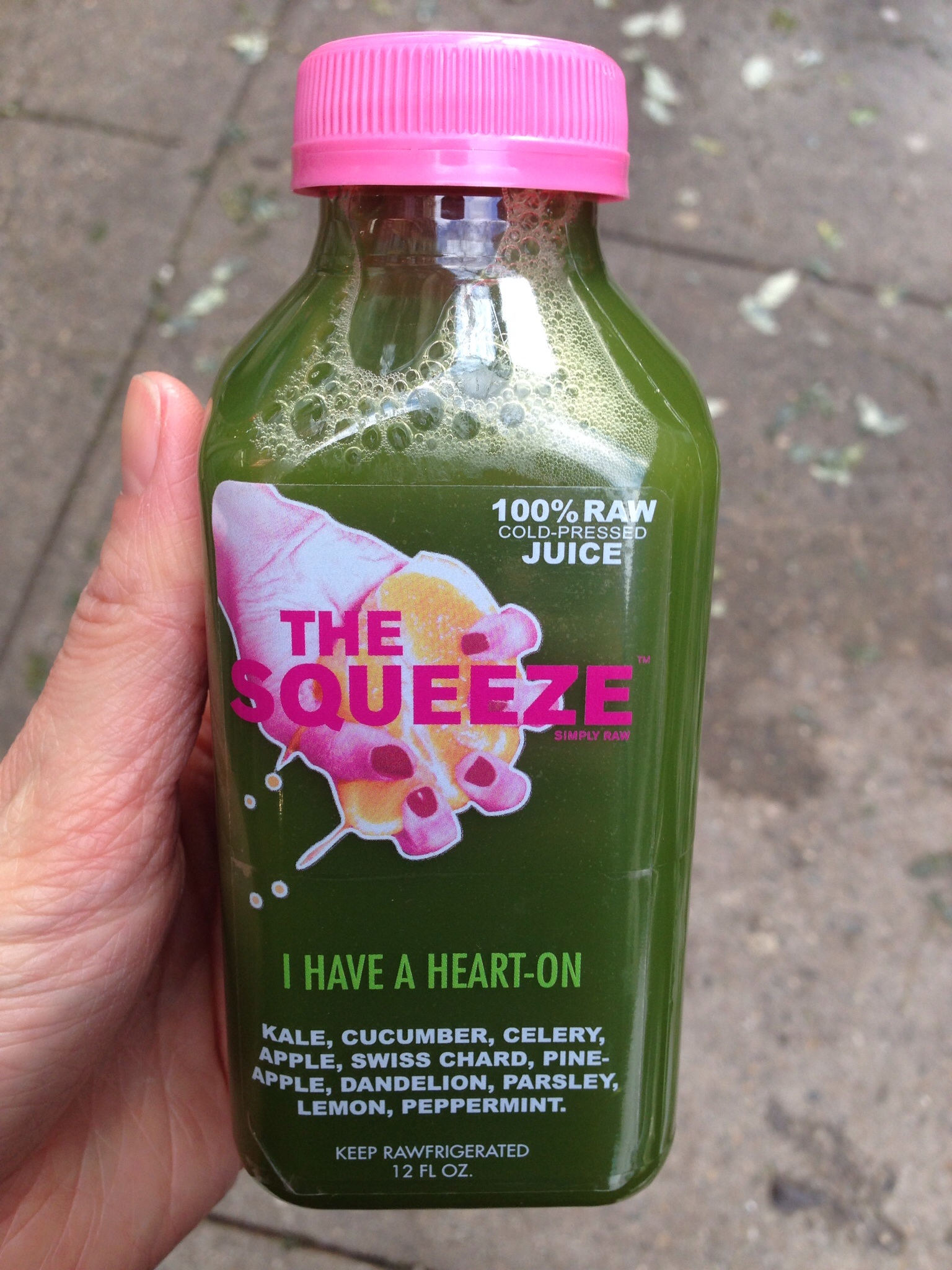 "The Squeeze ""I Have A Heart On"""