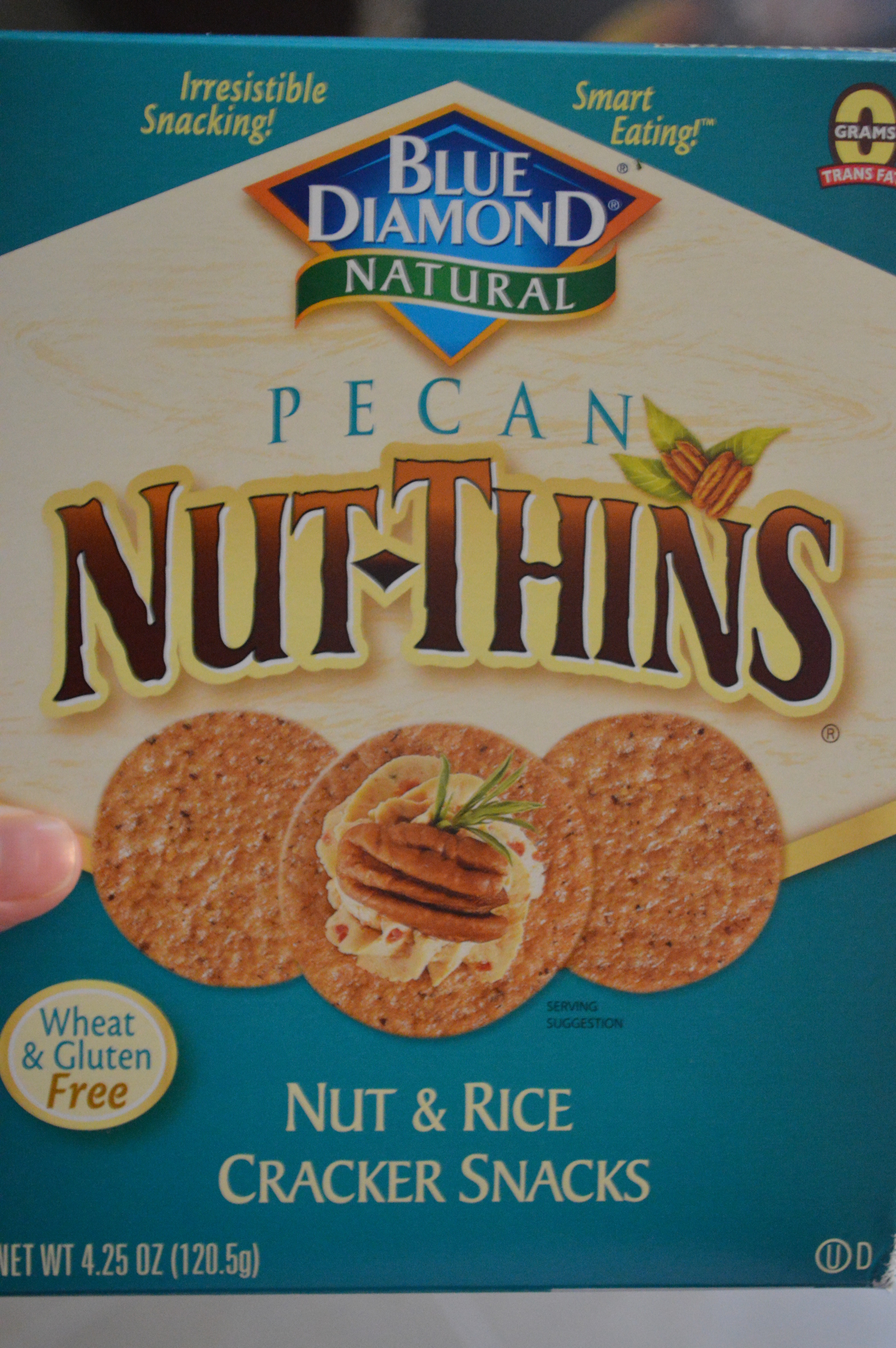 ALmond Breeze | Nut-Thins