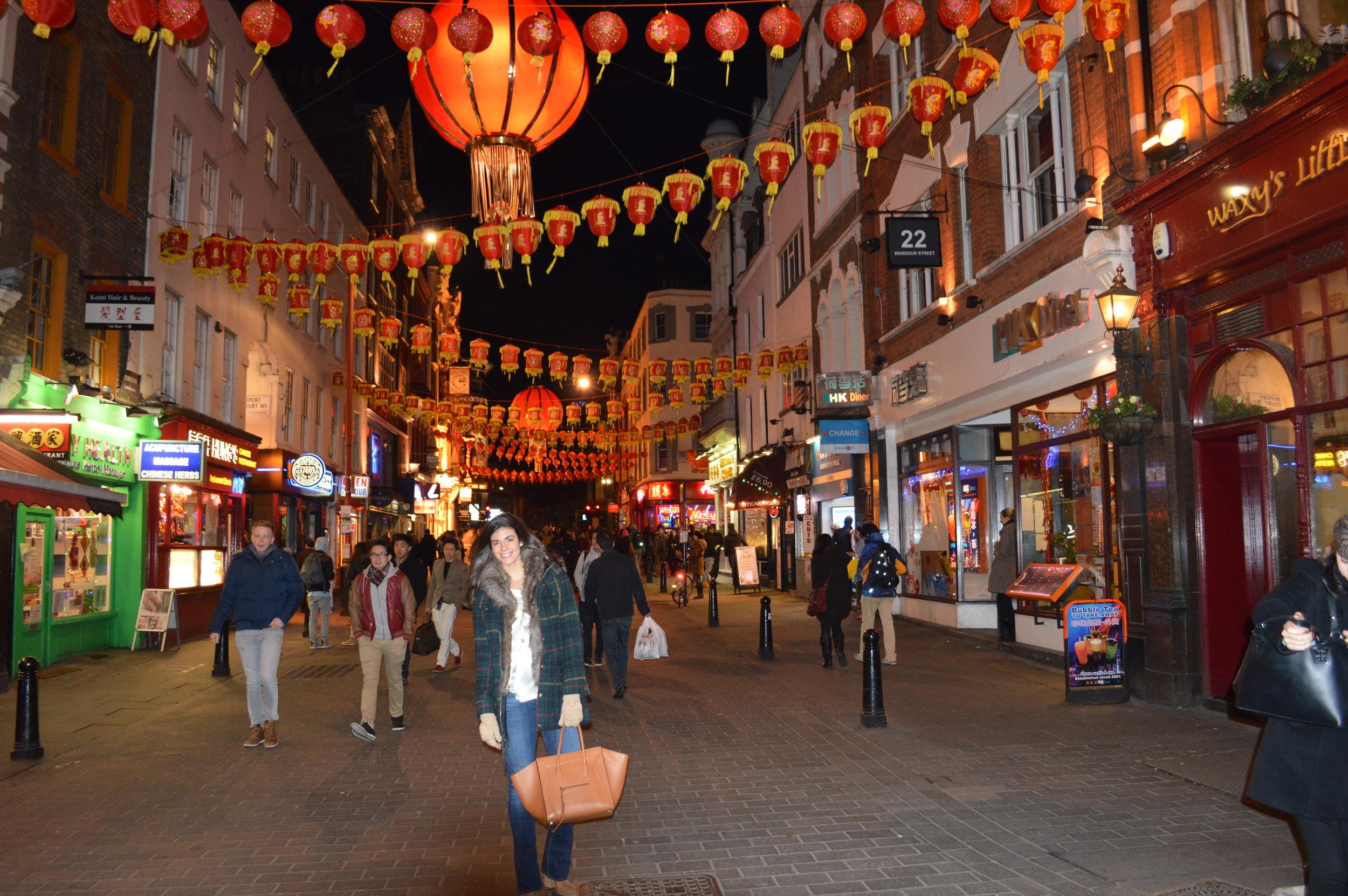 London - China Town - Lauren Schwaiger