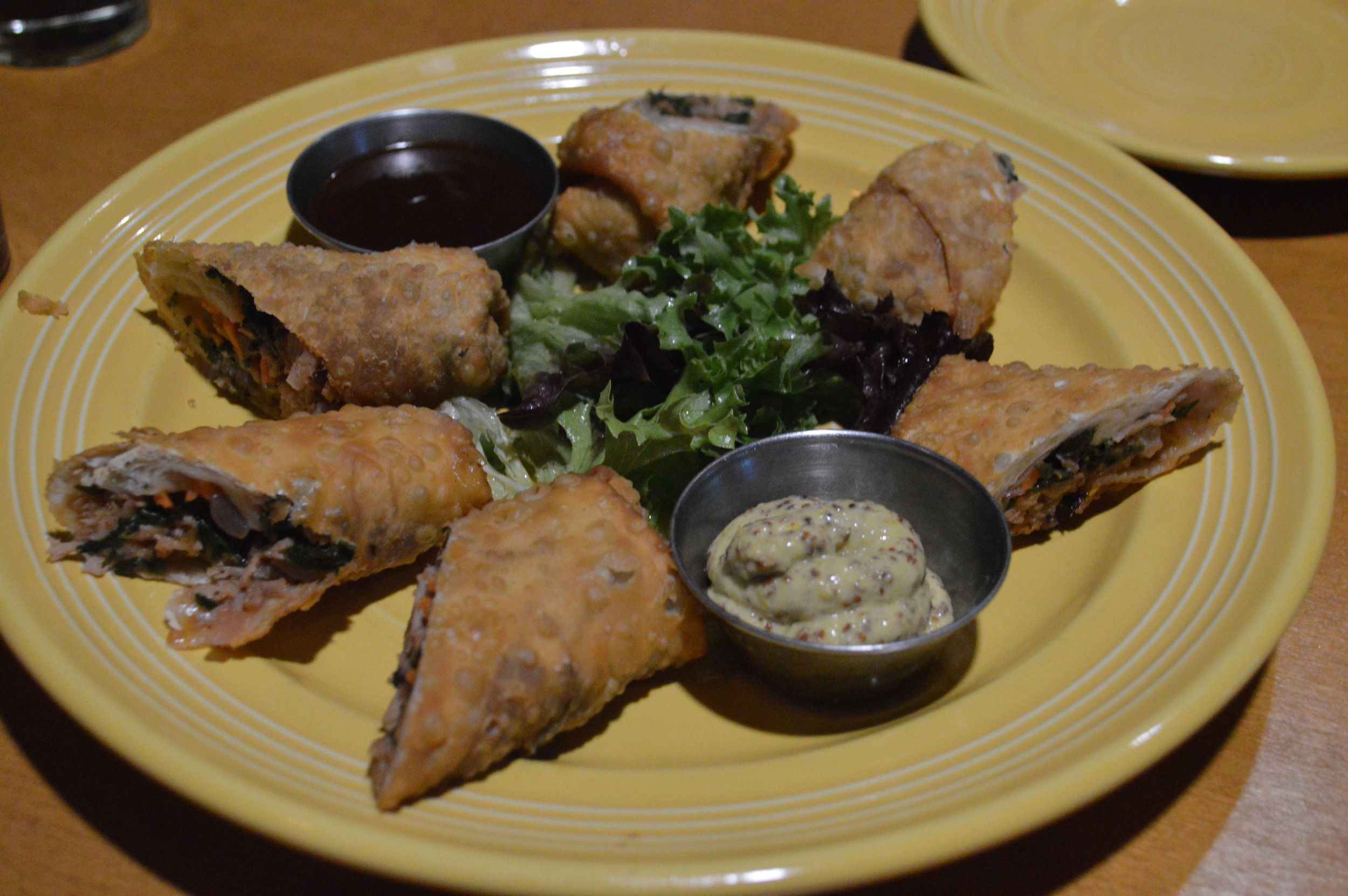 Tupelo Honey Cafe | Appalachian Egg Rolls