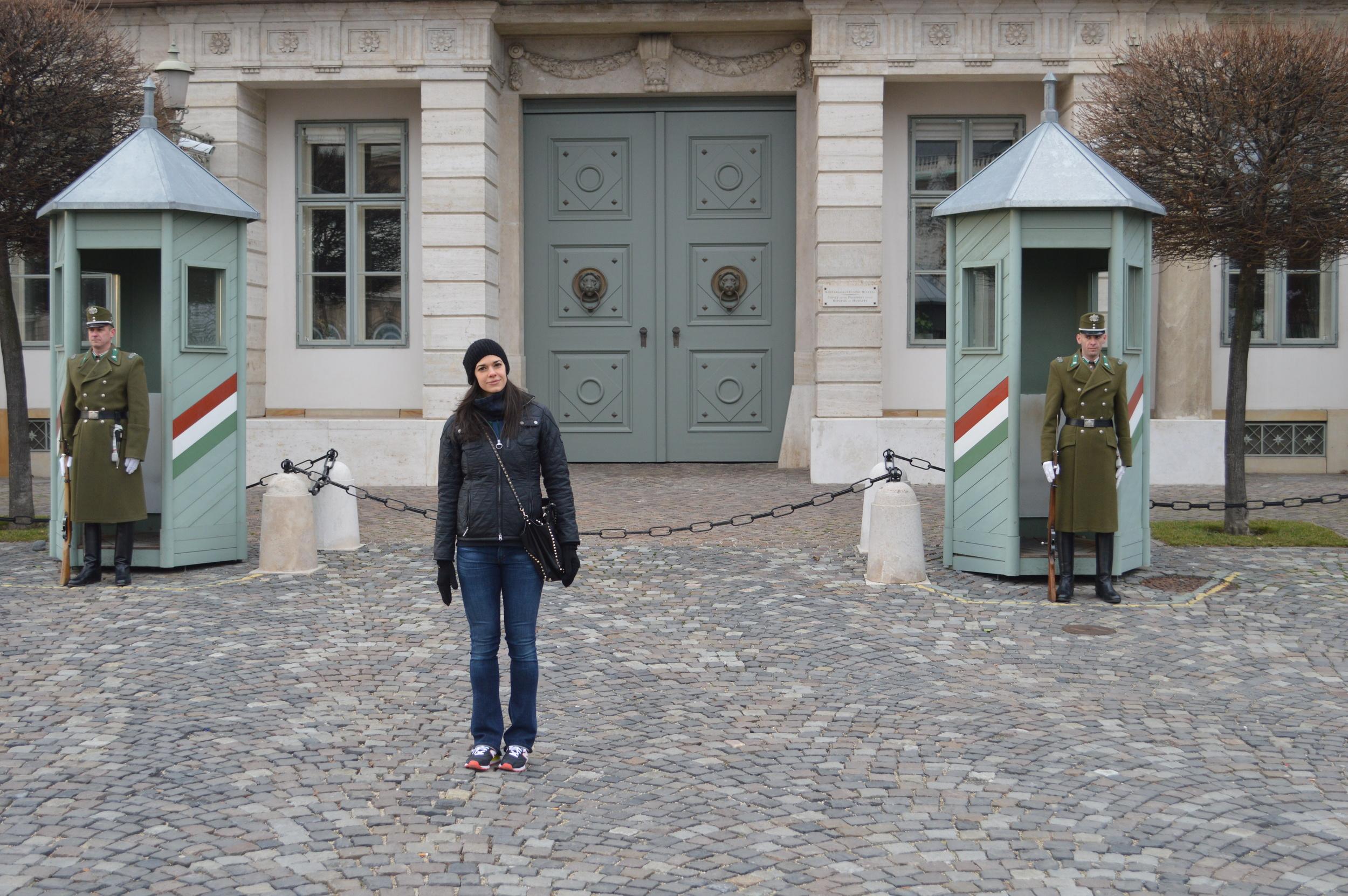 Budapest, Hungary - Lauren Schwaiger