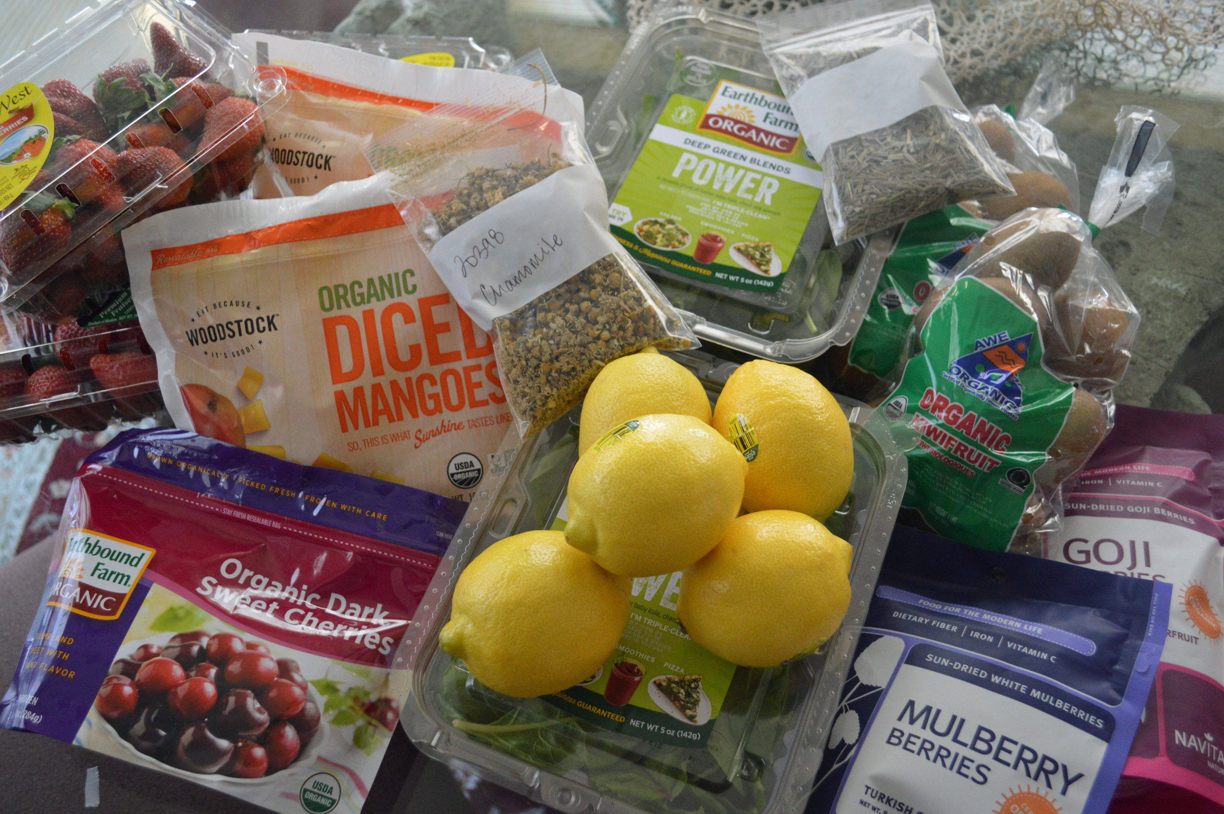 Healthy Shopping - Earth Fare