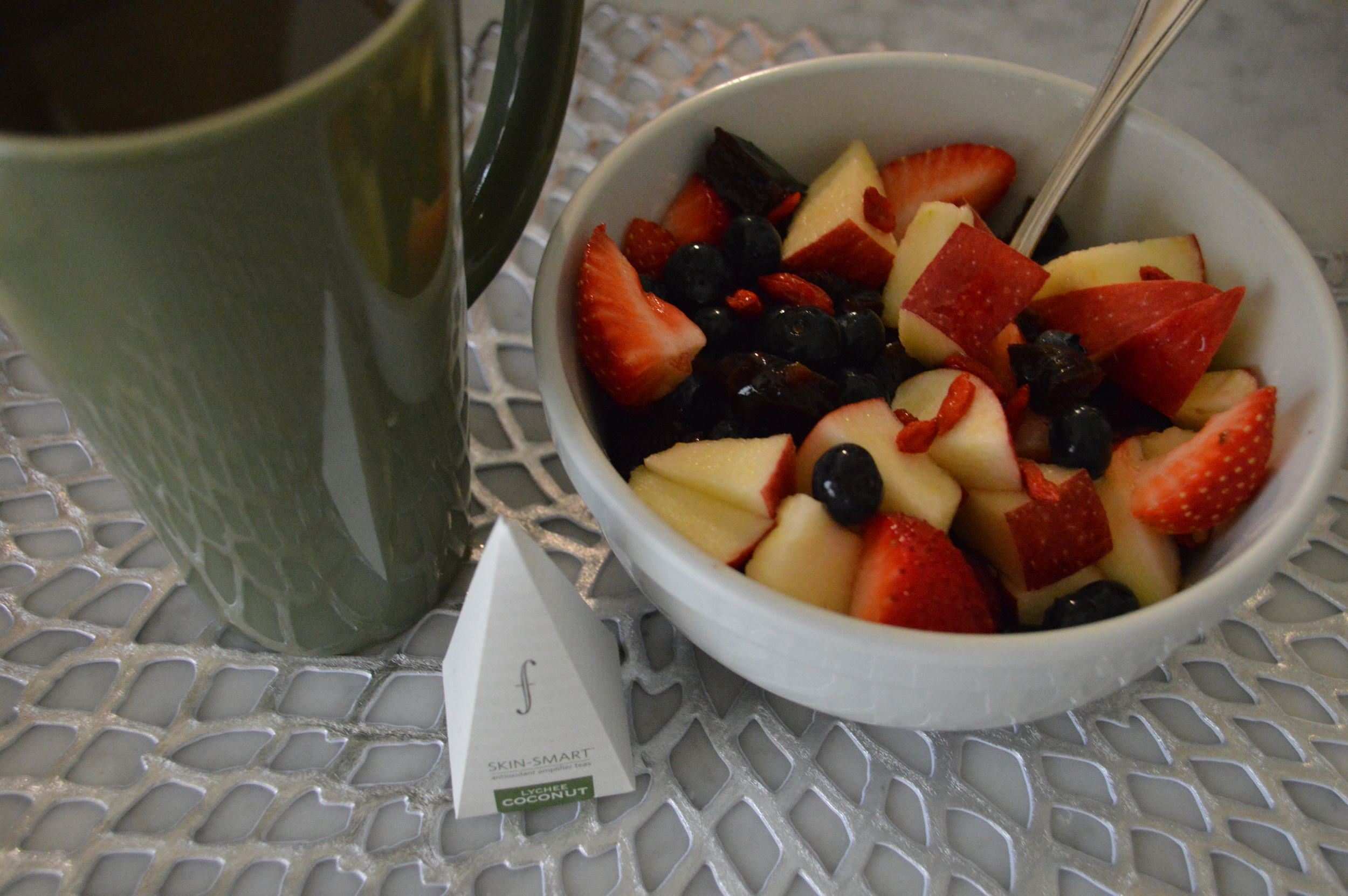 Fruit & Green Tea