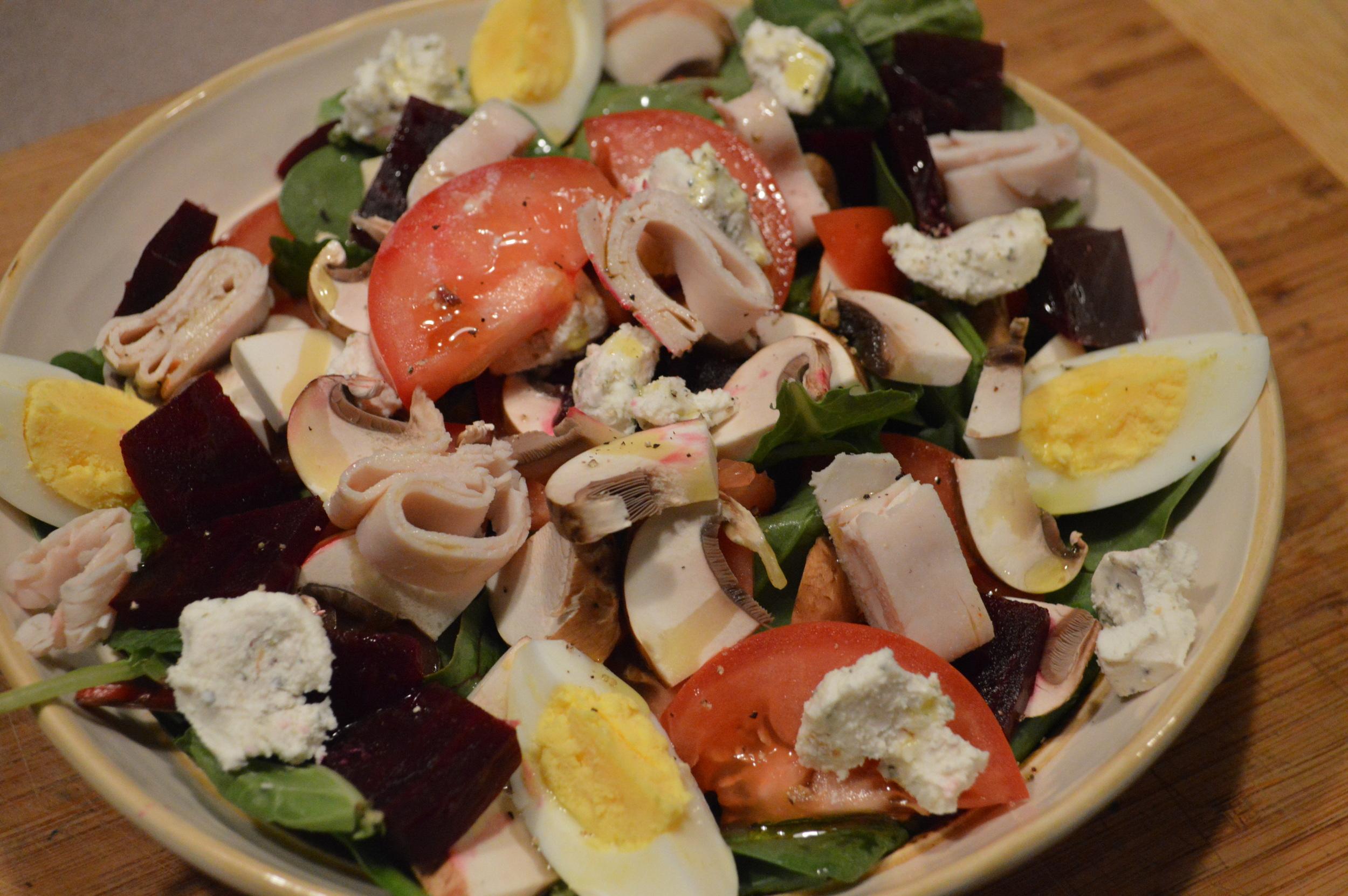 Power Greens Salad