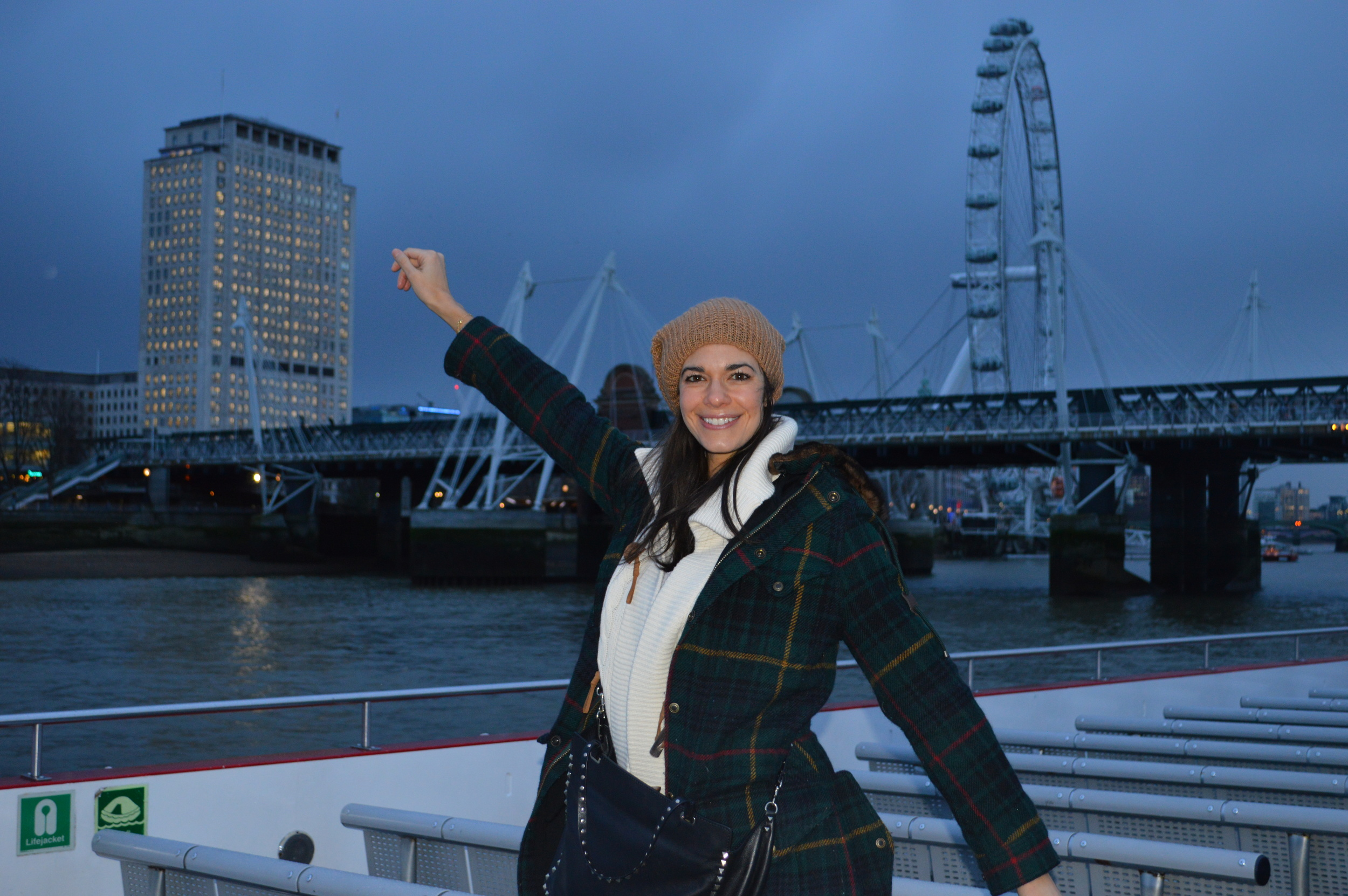 The London Eye - Lauren Schwaiger