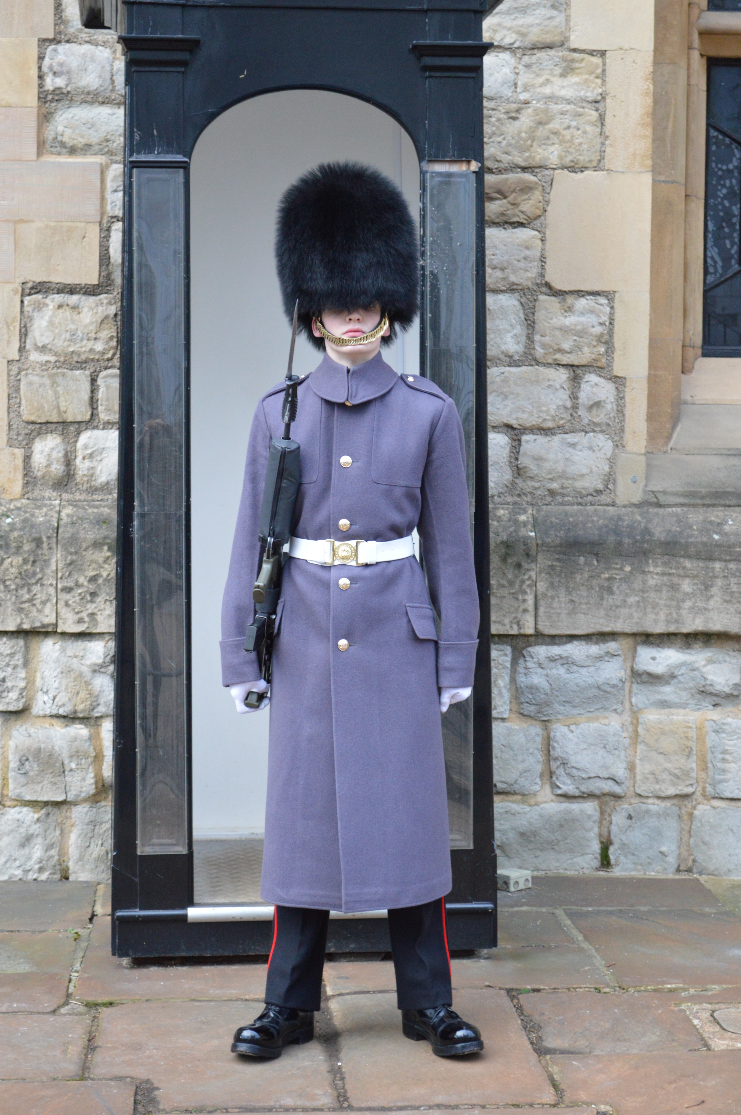 Towerof London - Guard