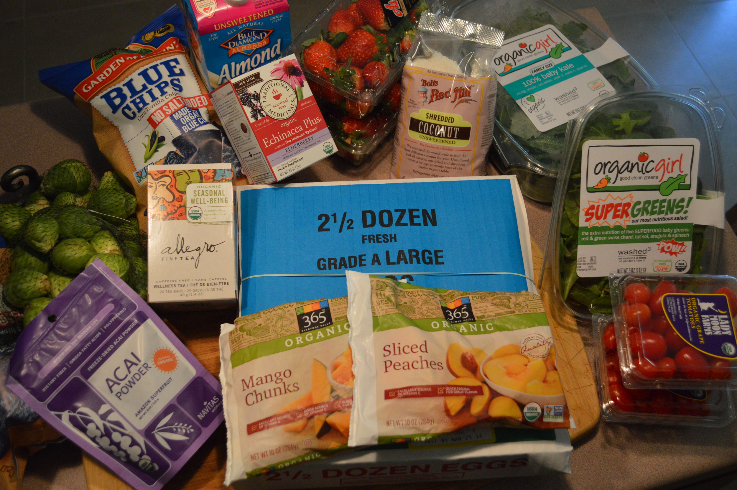 Whole Foods Groceries