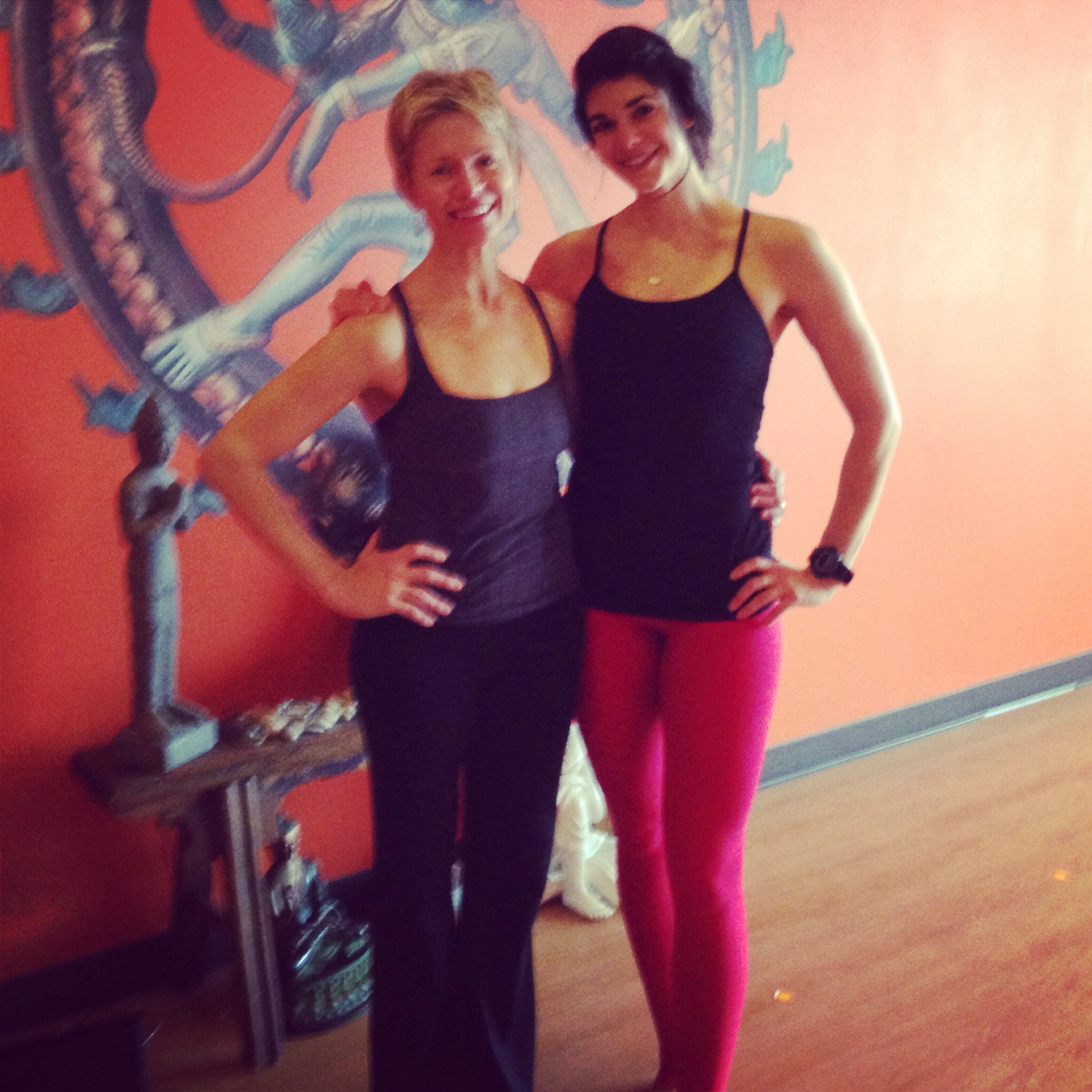 Lauren Schwaiger - Mara Healy - Enlighten Yoga
