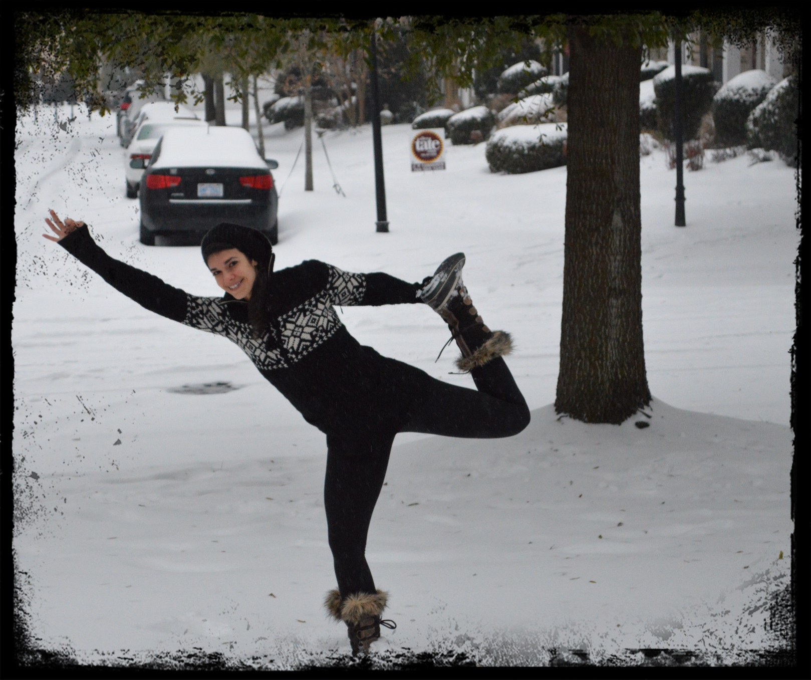 Lauren Schwaiger - Snow Dancer